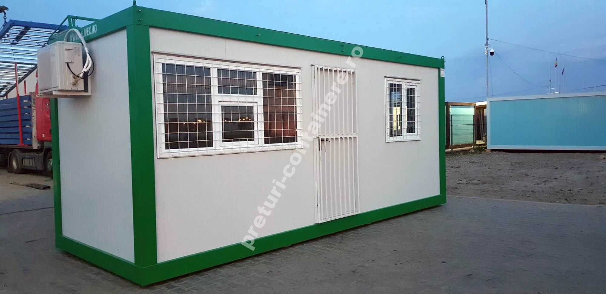 containere paza 12