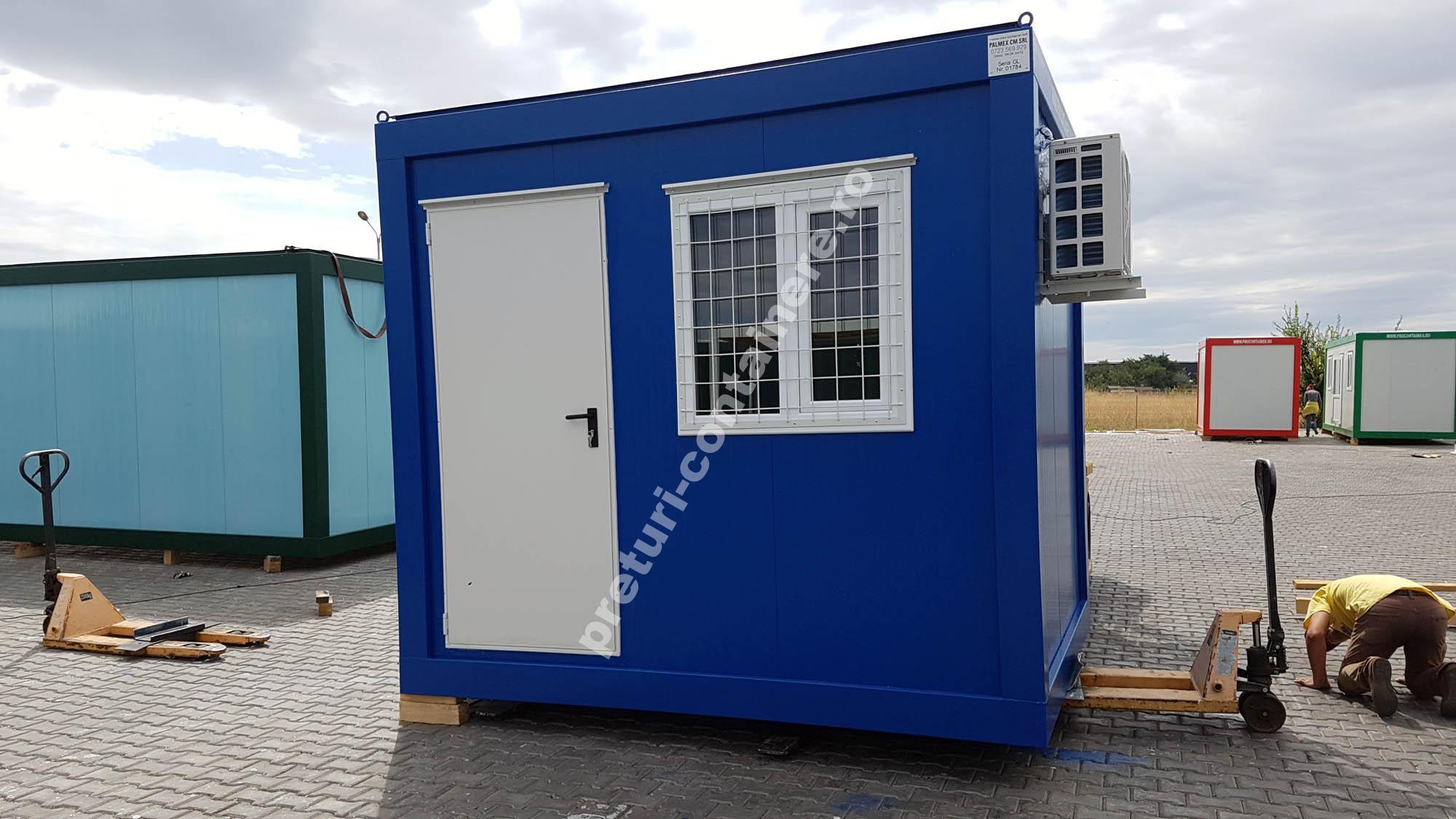 containere paza 3