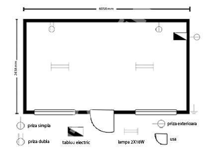 schita modulare